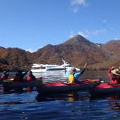 2020秋の遠征ツアー 中禅寺湖縦断カヌーツアーのイメージ