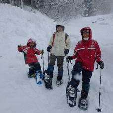 1月15日 スノーシューツアー HIDEのイメージ