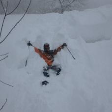 1月14日 スノーシューツアー HIDEのイメージ