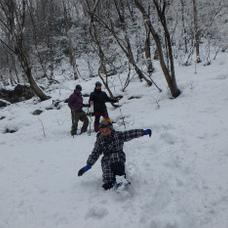 1月3日 スノーシューツアー HIDEのイメージ