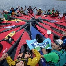 9月30日~10月1日 遠征カヌーツアー「本番編」 HIDEのイメージ