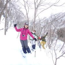 1月6日 スノーシューツアー HIDEのイメージ