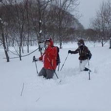 1月27日 スノーシューツアー HIDEのイメージ