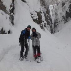 1月1日スノーシューツアー HIDEのイメージ
