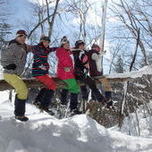 2月20日 スノーシューツアー HIDEのイメージ