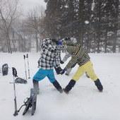 2月17日 スノーシューツアー HIDEのイメージ