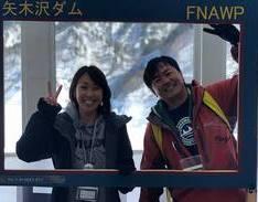 2月14日 矢木沢・奈良俣ダム冬季限定ダム見学ツアーへ! ちひろのイメージ