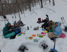 2月11日 スノーシューツアー HIDEのイメージ