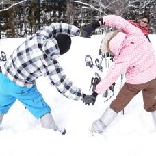 2月25日 スノーシューツアー HIDEのイメージ