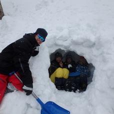 2月24日 スノーシューツアー HIDEのイメージ