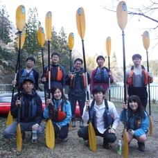 3月31日 四万湖カヌーツアー ちひろのイメージ