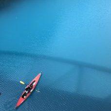 オープン直前カヌー視察in 四万湖のイメージ