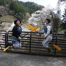 4月6日 四万湖カヌーツアー ちひろのイメージ