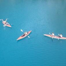 4月3日 四万湖カヌーツアー HIDEのイメージ
