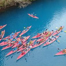 4月14日 四万湖カヌーツアー HIDEのイメージ