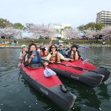 4月1日 スカイツリーお花見カヌー HIDEのイメージ