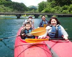 5月14日 みなかみカヌーツアー HIDE&RYUのイメージ