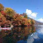 10月20日、21日 中禅寺湖紅葉カヌーツアー 予約受付中のイメージ