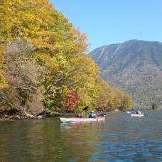 10月21日 中禅寺湖カヌーツアー HIDEのイメージ