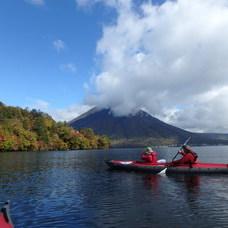 10月20日 中禅寺湖紅葉カヌーツアー HIDEのイメージ