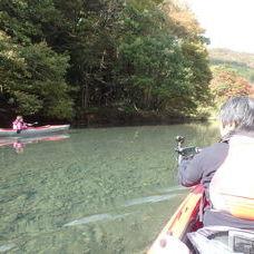 11月1日 四万湖カヌーツアー HIDEのイメージ