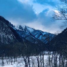雪散歩のイメージ
