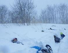 12月29日 スノーシューツアー HIDEのイメージ