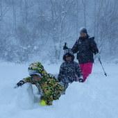 12月28日 スノーシューツアー HIDEのイメージ
