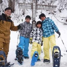 12月22日 スノーシューツアー HIDEのイメージ