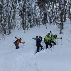 1月19日 スノーシューツアー HIDEのイメージ