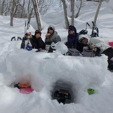 1月26日 スノーシューツアー HIDEのイメージ