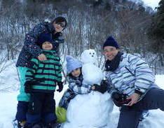 1月14日 スノーシューツアー RYU のイメージ