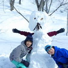 2月2日 スノーシューツアー RYUのイメージ