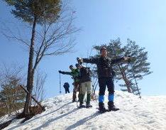 2月26日 スノーシューツアー HIDEのイメージ