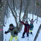 2月23日 スノーシューツアー RYUのイメージ