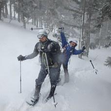 2月1日 スノーシューツアー HIDEのイメージ