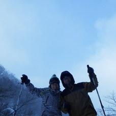 2月1日 スノーシューツアー RYU のイメージ
