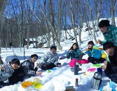 3月9日 スノーシューツアー RYUのイメージ