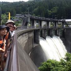 7月28日 四万湖カヌーツアー ちひろのイメージ