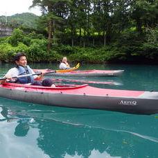 7月13日 四万湖カヌーツアー RYUのイメージ