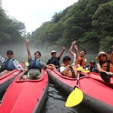 7月29日 四万湖カヌーツアー ぶっさんのイメージ