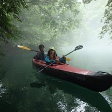 7月18日 四万湖カヌーツアー ぶっさんのイメージ