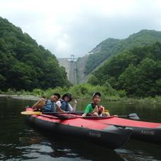 7月26日 みなかみカヌーツアー のりPのイメージ