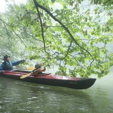 8月21日 四万湖カヌーツアー のりPのイメージ