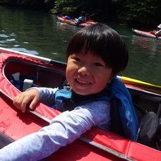 8月18日 四万湖カヌーツアー RYUのイメージ