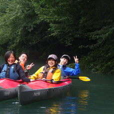 8月28日 四万湖カヌーツアー RYUのイメージ