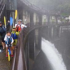 8月22日 四万湖カヌーツアー RYUのイメージ