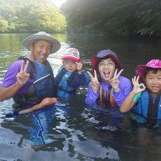 8月4日 四万湖カヌーツアー RYUのイメージ