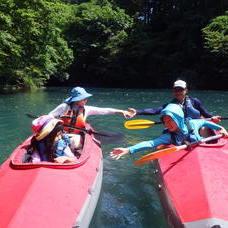 8月5日 四万湖カヌーツアー RYUのイメージ