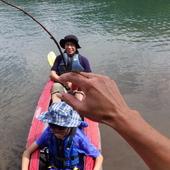8月24日 四万湖カヌーツアー ちひろのイメージ
